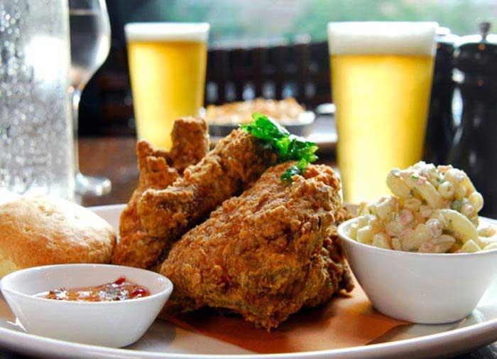 Chimaek, Korean fried chicken and beer, in the spotlight ...