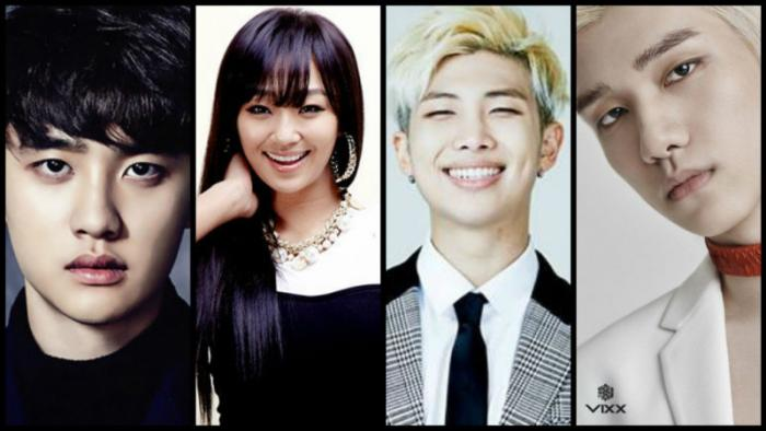 These Kpop stars covered some English songs and it rocked