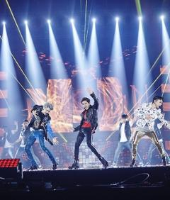 Fans fell in love with SHINee at their Seoul concert.